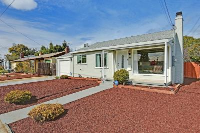 Castro Valley Single Family Home For Sale: 2246 Star Avenue