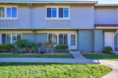 Pleasanton CA Condo/Townhouse For Sale: $633,000