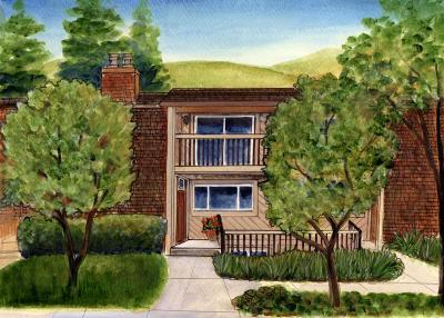 San Jose Condo/Townhouse For Sale: 6078 Calle De Amor
