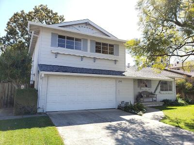 Santa Clara Single Family Home For Sale: 2890 Mark Avenue