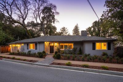 San Mateo Rental For Rent: 731 Edgewood Road