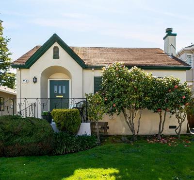Burlingame Single Family Home For Sale: 757 Farringdon Lane