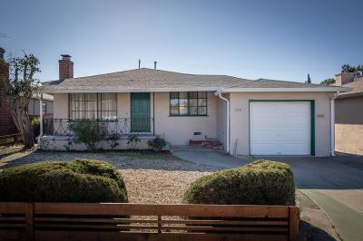 San Mateo Rental For Rent: 316 Cupertino Way