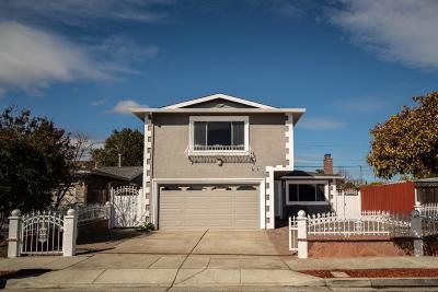 Sunnyvale Single Family Home For Sale: 731 Manzanita Avenue