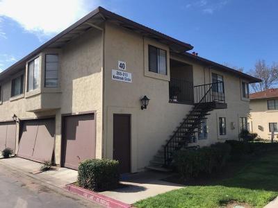 San Jose Condo/Townhouse For Sale: 211 Kenbrook Circle #CL