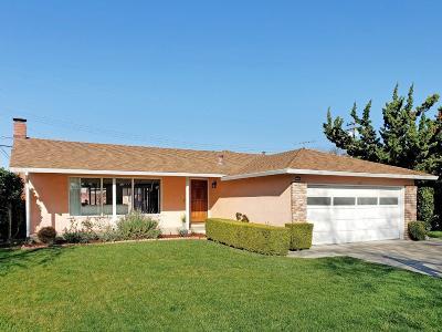 Santa Clara Single Family Home For Sale: 760 Ridge Road