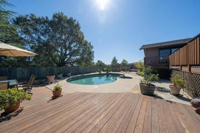 Santa Cruz Single Family Home For Sale: 149 Mosswood Court