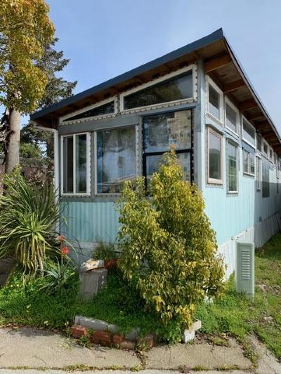 Santa Cruz Mobile Home For Sale: 560 30th Avenue