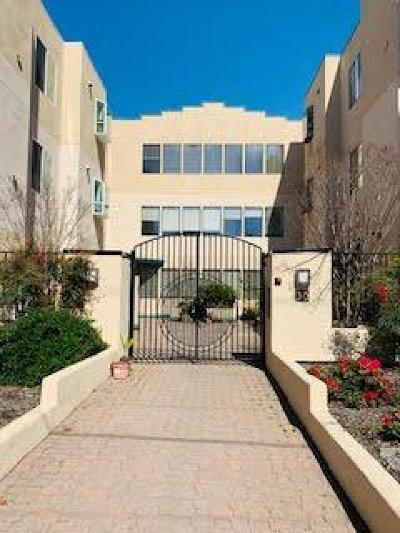 Burlingame Condo/Townhouse For Sale: 30 Lorton Avenue #201