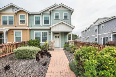 Mountain View Condo/Townhouse For Sale: 571 Piazza Drive
