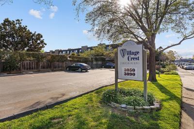 San Mateo Condo/Townhouse For Sale: 3050 Los Prados Street #10