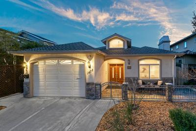 Palo Alto Single Family Home For Sale: 3472 Rambow Drive