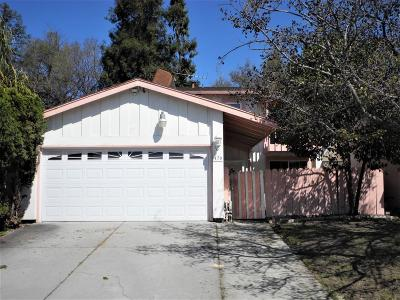San Jose Single Family Home For Sale: 170 Checkers Drive