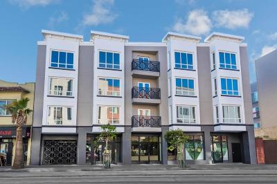 San Francisco Condo/Townhouse Pending Show For Backups: 1117 Ocean Avenue #204