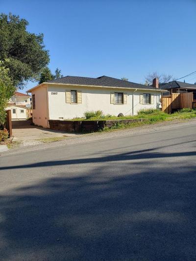 San Mateo County, Santa Clara County Rental For Rent: 21917 Alcazar Avenue