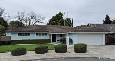 Santa Clara Single Family Home For Sale: 3654 Londonderry Drive