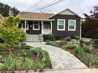 San Mateo County, Santa Clara County Rental For Rent: 798 Hudson Street