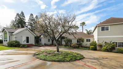 Santa Clara County Single Family Home For Sale: 2100 Vincent Drive