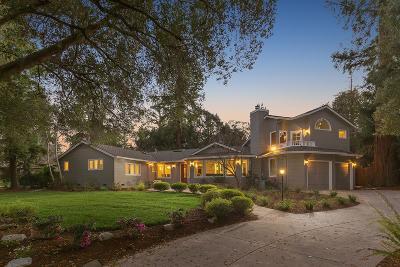 Santa Clara County Single Family Home For Sale: 523 Deodara Drive