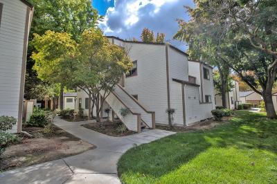 San Jose Condo/Townhouse For Sale: 1538 Meadow Ridge Circle