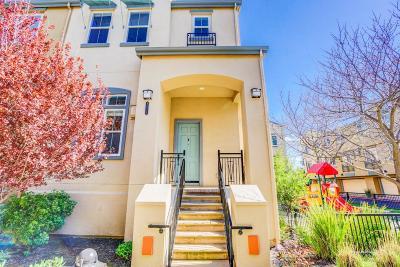 Dublin CA Condo/Townhouse For Sale: $755,000
