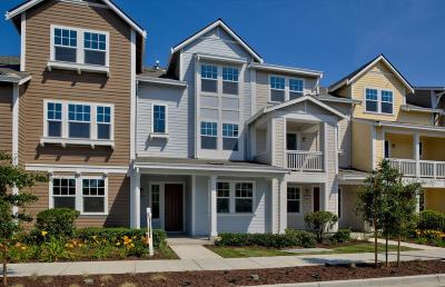 Mountain View Condo/Townhouse For Sale: 390 Circuit Way