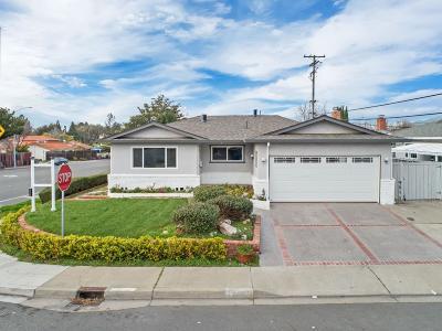 San Mateo County, Santa Clara County Rental For Rent: 1309 Glacier Drive