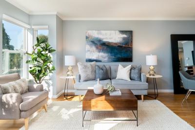 San Francisco Condo/Townhouse For Sale: 46 Blair Terrace
