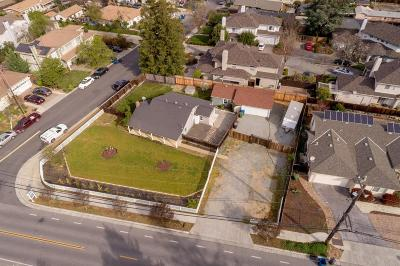 Campbell Single Family Home For Sale: 1325 Westmont Avenue