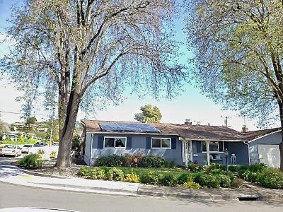 Vallejo Single Family Home For Sale: 1426 Lassen Street