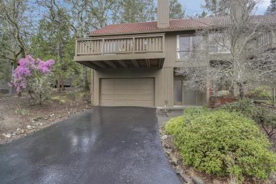 Sonoma County Condo/Townhouse For Sale: 31 Oak Forest Place