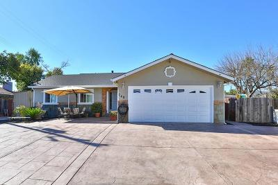 San Jose Single Family Home For Sale: 740 Cahalan Court