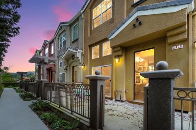 Fremont Condo/Townhouse For Sale: 3925 Borgo Common