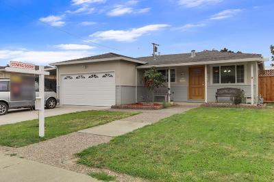 Milpitas Single Family Home For Sale: 1969 Conway Street