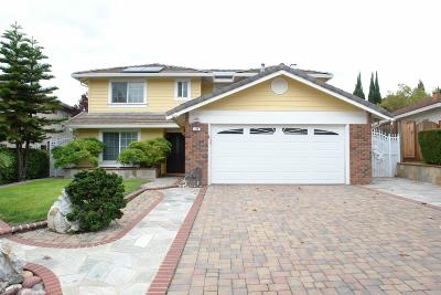 Milpitas Single Family Home For Sale: 709 Michael Street