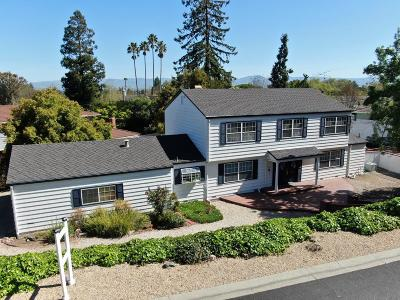Los Gatos Single Family Home For Sale: 298 Westhill Drive