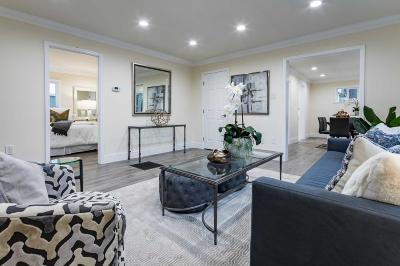 Palo Alto Single Family Home For Sale: 961 Channing Avenue