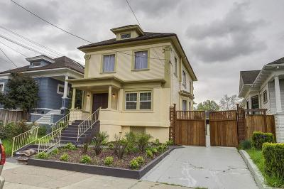 Oakland Multi Family Home For Sale: 831 56th Street
