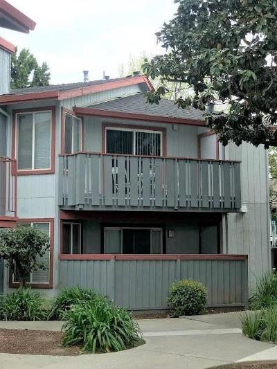 San Jose Condo/Townhouse For Sale: 110 Rancho Drive #D