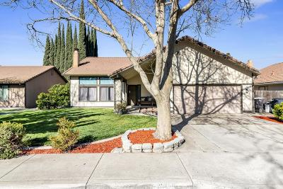 Tracy Single Family Home For Sale: 2931 San Rocco Court