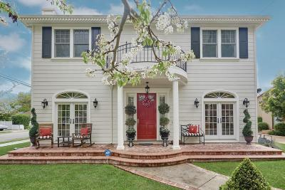 San Jose Single Family Home For Sale: 1302 Mildred Avenue