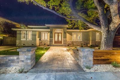 Palo Alto Single Family Home For Sale: 3905 Park Boulevard