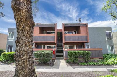 Milpitas Condo/Townhouse For Sale: 460 Dempsey Road #260