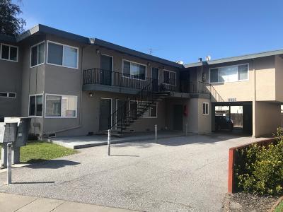 Santa Clara Multi Family Home For Sale: 2351 Sutter Avenue
