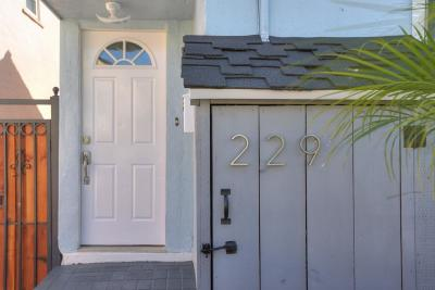 San Mateo County Single Family Home For Sale: 229 Juniper Avenue