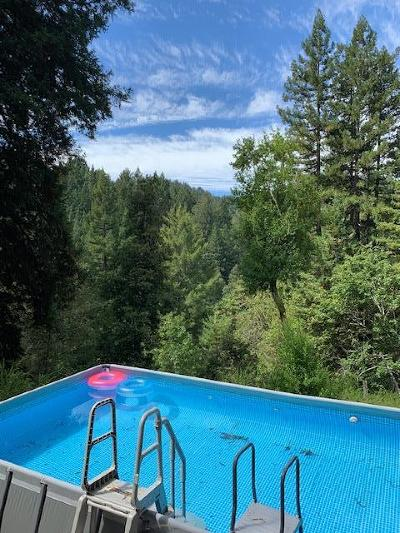 Los Gatos Single Family Home For Sale: 16337 Redwood Lodge Road