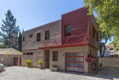 Palo Alto Single Family Home For Sale: 638 Middlefield Road
