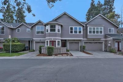 Mountain View Condo/Townhouse For Sale: 331 Deerwood Court #1202