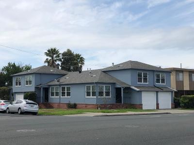 Richmond Multi Family Home For Sale: 3528 Barrett Avenue