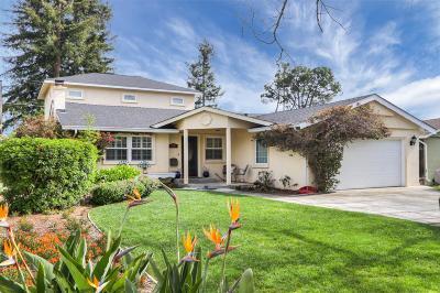 San Jose Single Family Home For Sale: 5195 Shady Avenue